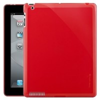 SwitchEasy Nude for iPad2 Red