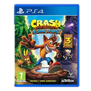 Crash Bandicoot N. Sane Trilogy (PS4) (輸入版)