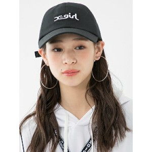 X-girl(エックスガール)EMBROIDERY LOGO CAP