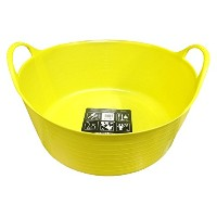 High Quality SP15YF Flexible Yellow Small Shallow 15 Liter/4 Gallon Capacity