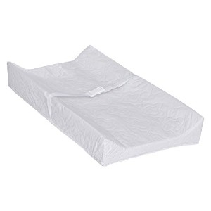 High Quality Two Sided Contour Changing Pad, White