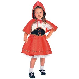Childs Costume - Deluxe Little Red Riding Hood Toddler (並行輸入品)