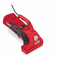 Dirt Devil Ultra Corded Bagged Handheld Vacuum, M08230RED [並行輸入品]