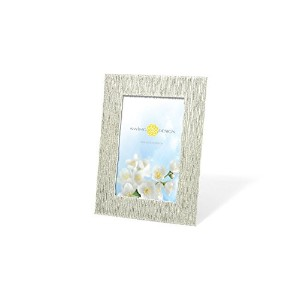Swing Design Julia Picture Frame, 4 by 6-Inch, Silver Plate [並行輸入品]