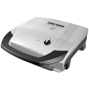 George Foreman GR0059P 120 Square Inch Healthy Cook Variable Temperature Grill by George Foreman ...