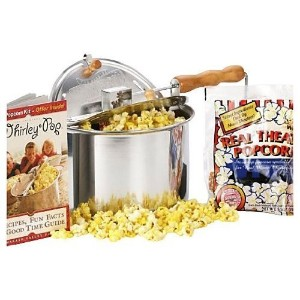 Whirley Pop Complete Popcorn Kit [並行輸入品]