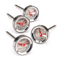 Maverick Housewares RT-04 Redi-Chek Beef and Poultry Mini Thermometers (Set of 4) [並行輸入品]