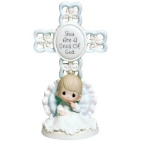 "Precious Moments ""You Are A Child of God"" Figurine【並行輸入品】"