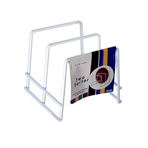 Organized Living Small 2 Sort Divider - White [並行輸入品]