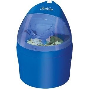 Sunbeam GC8101-BLS 1-Quart Gel Canister Ice Cream Maker, Blue [並行輸入品]