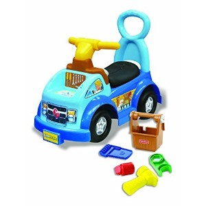 Fisher-Price Little People Lil' Fixer Ride-On [並行輸入品]