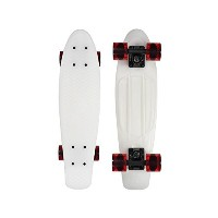 "Penny Ghost Series Complete Skateboard, Glow/Red, 22"" L [並行輸入品]"