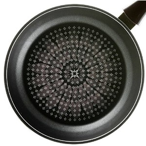 TeChef - Blooming Flower Frying Pan, with Teflon Platinum Non-Stick Coating (PFOA Free) / Ceramic...