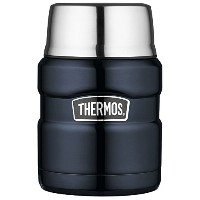 Thermos Stainless King 16-Ounce Food Jar, Midnight Blue [並行輸入品]