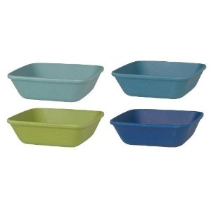 Now Designs Ecologie Condiment Bowls, Mineral, Set of 4 by Now Designs [並行輸入品]