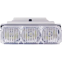Buyers Products 3024633 Lighthead (Lighthead,Middle,3 Led Reflector,Red) [並行輸入品]