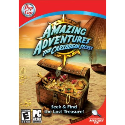 Amazing Adventures: The Caribbean Secret (輸入版)