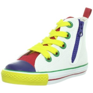 [コンバース] CONVERSE CONVERSE CHILD ALL STAR BIG RZ HI CD AS BIG RZ 3C535 (ホワイト/15)