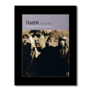 MANSUN - Little Kix Mini Poster - 28.5x21cm