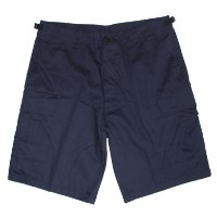 ROTHCO B.D.U MILITARY CARGO SHORTS (NAVY)