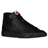 (取寄)Nike ナイキ メンズ ブレーザー ミッド Nike Men's Blazer Mid Black White Gum Light Brown White