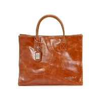 CHATEAU DE VERSAILLES シャトーベルサイユ トートバッグ 5502 CAMEL キャメル LYON LINE SMALl TOTE リ...