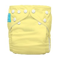 Charlie Banana Diaper Plus 2 Inserts, Butter by Charlie Banana