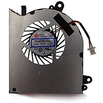 wangpeng® New for MSI GS60 series GPU cooling Fan PAAD06015SL 5VDC 0.55A N293 3-pin