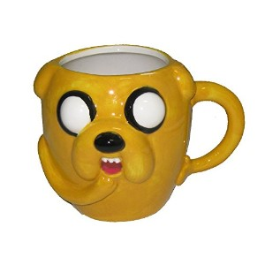 Adventure Time Jake Figural Ceramic Coffee Mug [Just Funky] by JUST FUNKY