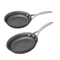 Calphalon Unison Nonstick 8-Inch and 10-Inch Omelette Pan Set [並行輸入品]