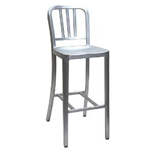 ダルトン ALUMINUM BAR STOOL ALC802C