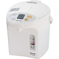 Panasonic NC-EG2200 Electric Thermo Pot, 2.3 quart, White [並行輸入品]