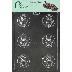 Cybrtrayd B061 Baby Duck Cookie Baby Chocolate Candy Mold [並行輸入品]