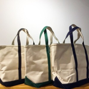 L.L.BEAN Bote & Tote Bag- made in U.S.A -エルエルビーン トートバック アメリカ直輸入
