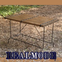 REALMODE STEELBELT Series カフェテーブル cafetable
