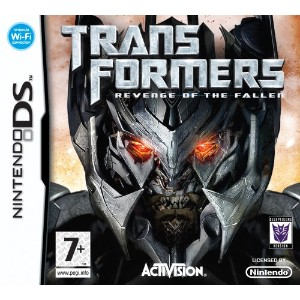 Transformers Revenge of the Fallen - Decepticons (Nintendo DS)