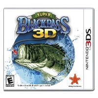 Super Black Bass 3D Nla