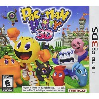 Pac Man Party 3D