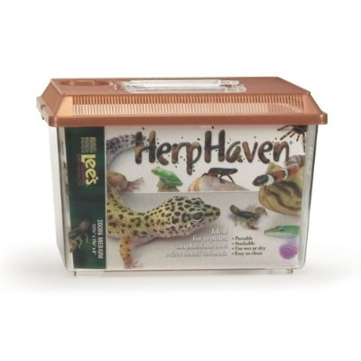 Lee's HerpHaven, Rectangle - Medium by Lee