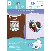 June Tailor Dark and Light T-Shirt Variety Pack by June Tailor