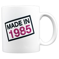 evermug Made in 1985 – 32 nd誕生日ギフトMug 11 oz.