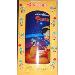 BURGER KING 1994 COLLECTOR GLASS, PINOCCHIO by Burger King
