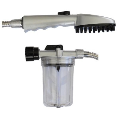 Sudspro Dual-Action Nozzle Ultimate Dog Washing System by Sudspro