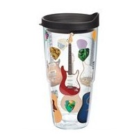 Tervis Tumbler Multi Guitar Wrap 24oz with Travel Lid by Tervis