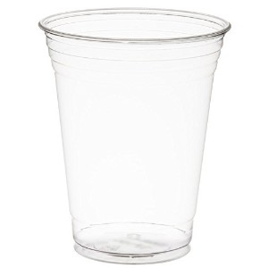 Solo TP16D 16 oz Plastic Ultra Clear Cold Drink Cup ( 50) by DART